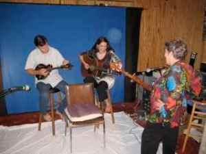 David, Casey, Murphy tuning