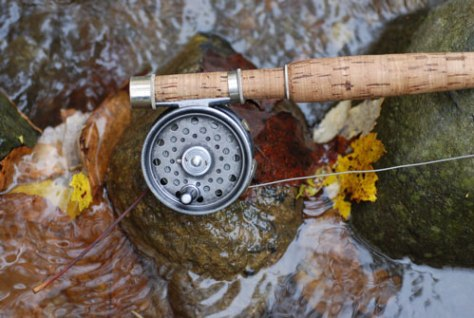Fly Fishing November December