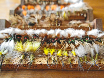 Advanced Fly Tying Class at Murray's Fly Shop