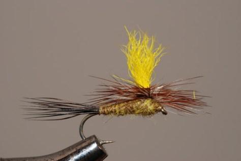 Mr Rapidan Parachute Dry Fly Fishing