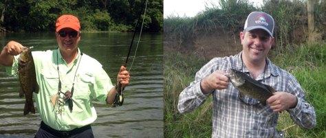 Smallmouth Bass Fly Fishing Schools