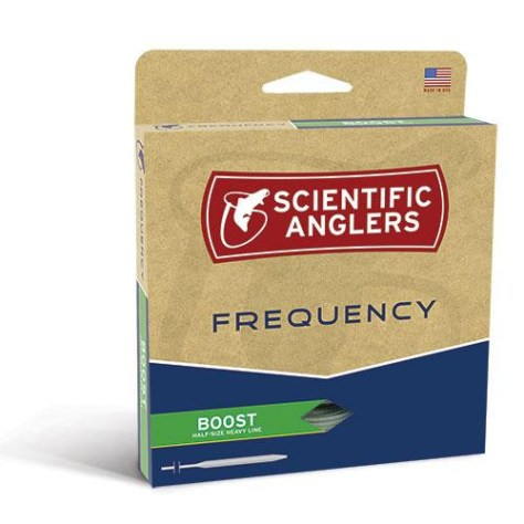 Scientific Anglers Frequency Boost Fly Fishing Line, Weight Forward Sizes 3-6 from Murray's Fly Shop