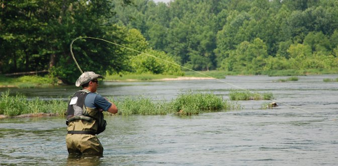 The Best Time for Smallmouth Bass Fly Fishing on the North or South Fork