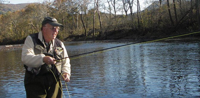 The Best Five Flies for Late Season Smallmouth Bass Fly Fishing
