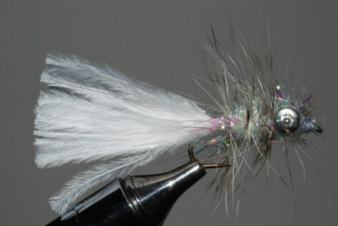 Murray's Pearl Marauder Smallmouth Bass Fly Fishing Murray's Fly Shop VA