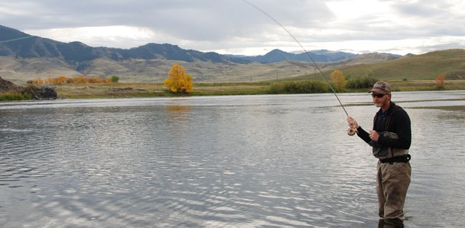 Three Ways to Fish Streamers on Large Rivers
