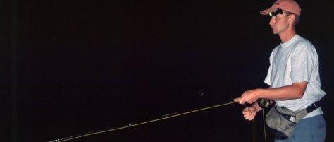 Fly Fishing Tip for Night Fishing