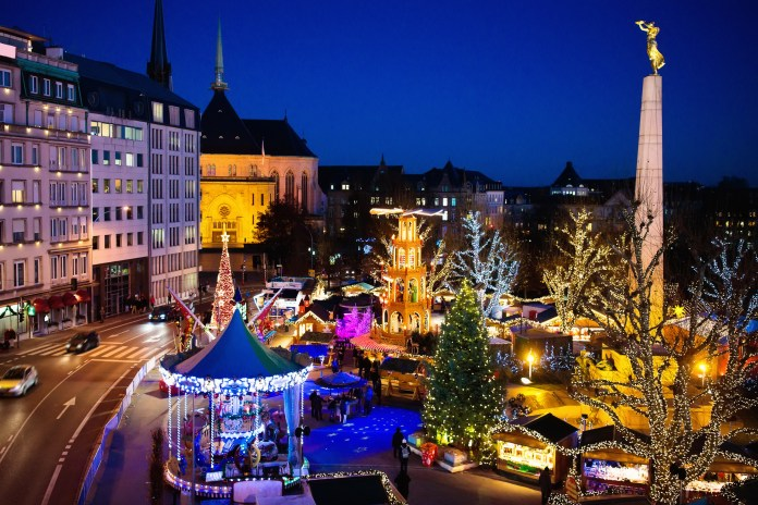10 of the charming Christmas markets in Europe