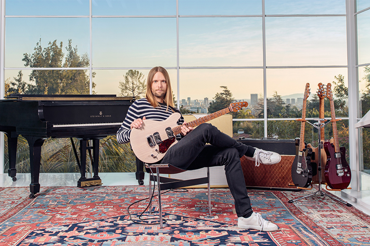 In An Early 2015 Interview With U201cPremier Guitar,u201d Maroon 5 Guitarist, James  Valentine, Was Quoted As Saying U201cYou Know, Whenever Iu0027ve Tried To Build Or  ...