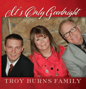 troy burns family