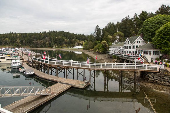 Archimedes Grand Banks Rendezvous Roche Harbor