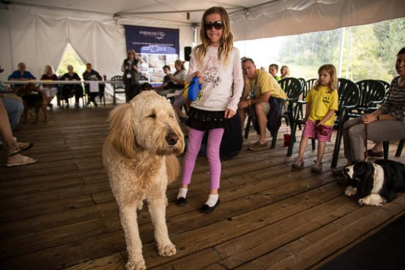 Archimedes Grand Banks Rendezvous dog show