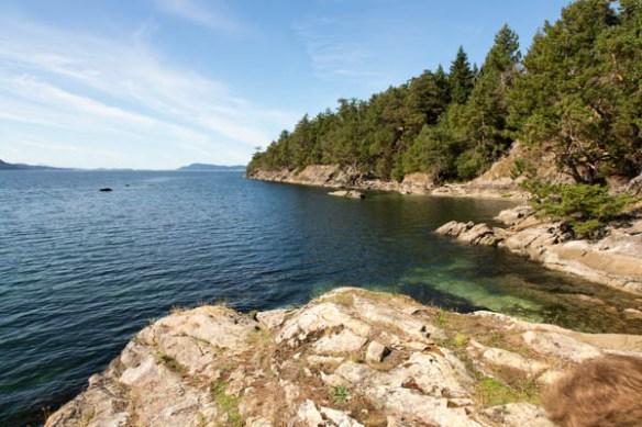 mv Archimedes James Bay view 1