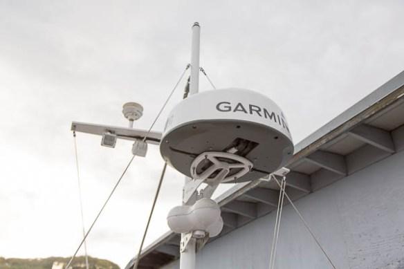 mv Archimedes Garmin 24 xHD radar new 1