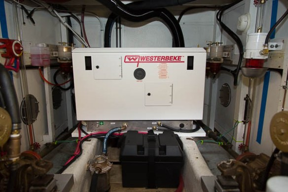 mv Archimedes generator 1