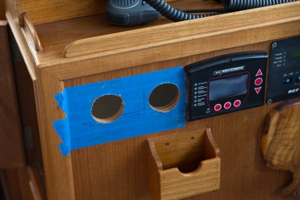 mv Archimedes propane monitor install 2