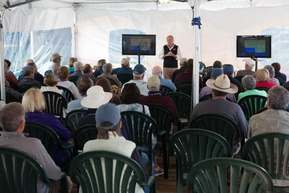 mv Archimedes Mark Bunzell talk