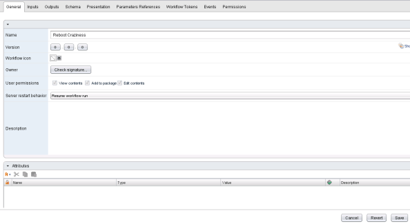 My First vCenter Orchestrator Workflow - Part 3 - Create a test