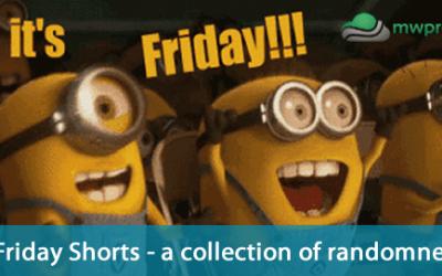 Friday Shorts – VMFS6, Backups, and GUIs…