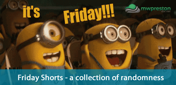 Friday Shorts – VMFS6, Backups, and GUIs…