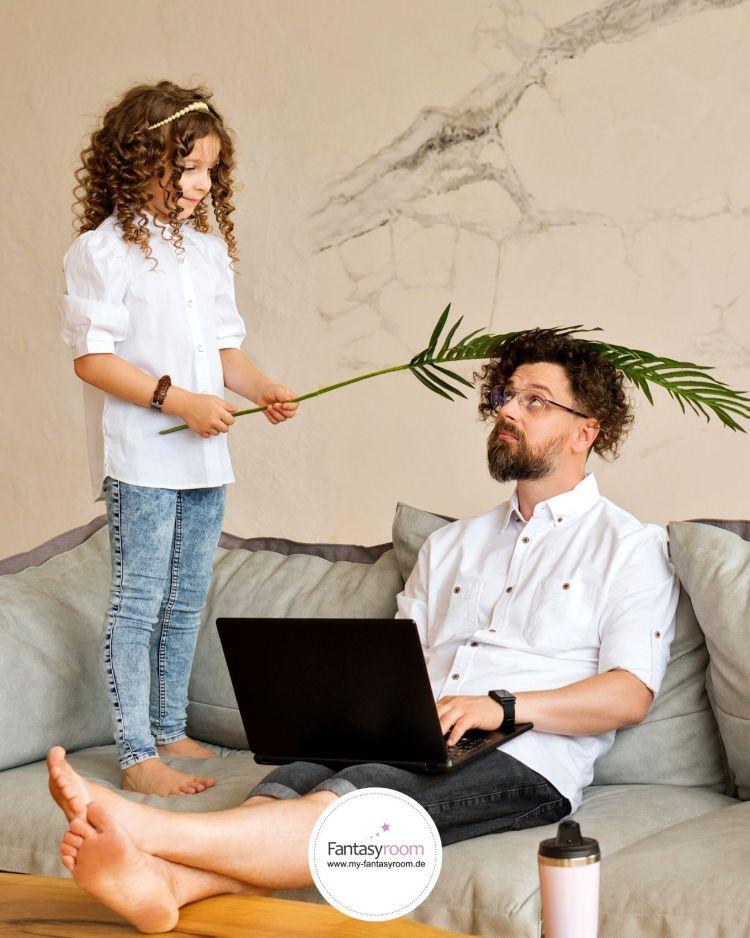 Homeoffice & Kinderbetreuung: Tolle Beschäftigungsideen für die Kleinen