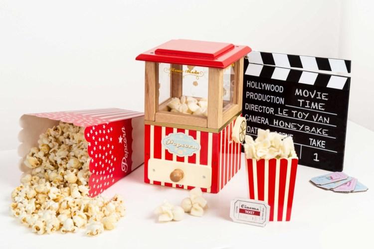 Rote Popcorn-Maschine von Le Toy Van
