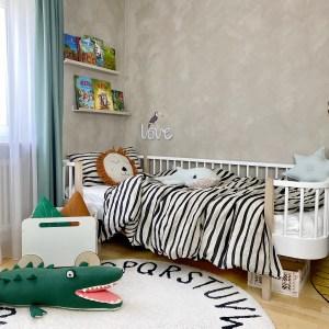 Fantasyroom Blog: Die schönsten Instagram Kinderzimmer - Jungenzimmer mit Tieren