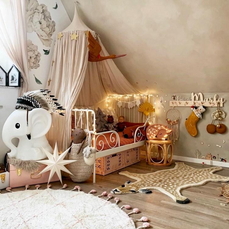 Fantasyroom Blog: Die schönsten Instagram Kinderzimmer - Mädchenzimmer mit Tieren
