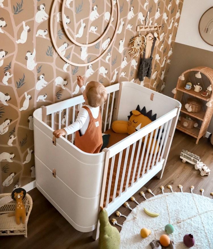 Fantasyroom Blog: Die schönsten Instagram Kinderzimmer - Jungenzimmer mit Kinderbett