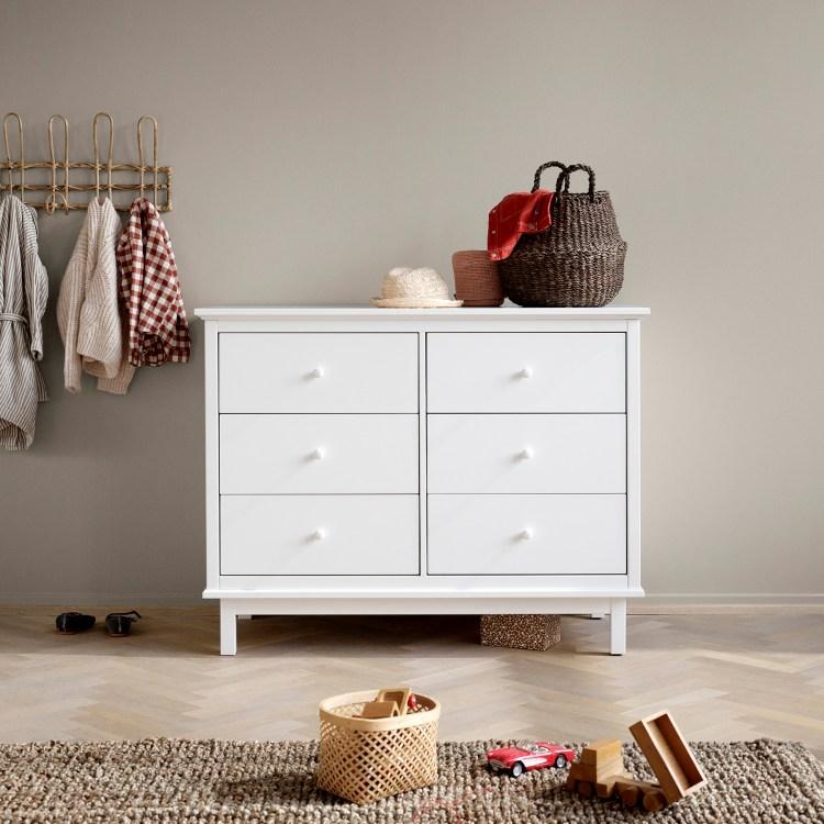 Wickelkommode Seaside von Oliver Furniture