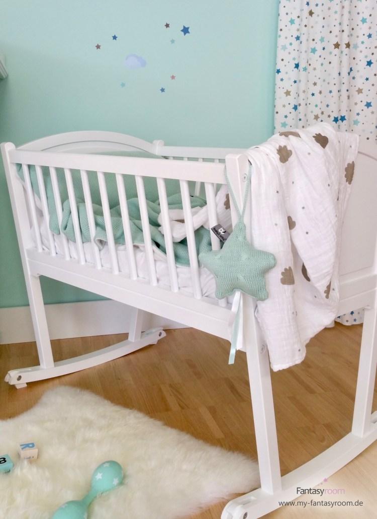 Babywiege 'Sesaide' von Oliver Furniture
