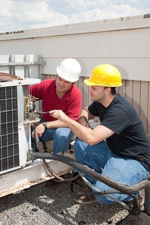 New refrigerant regulations have refrigerant leak inspection requirements