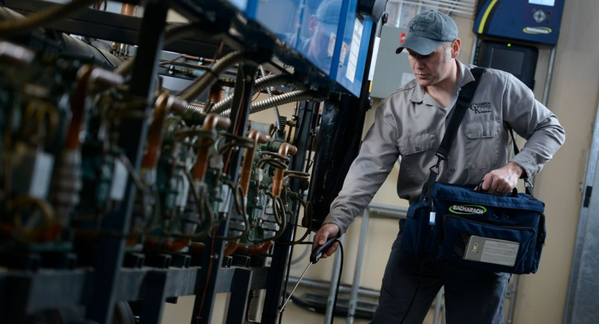 Refrigerant Management Program: What's the Best Approach for Grocers?