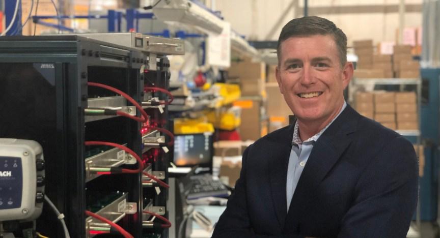 Bacharach Names Matthew Toone Chief Executive Officer