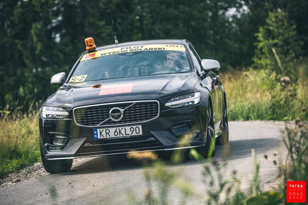 Tatra Road Race - Świetna praca organizatora