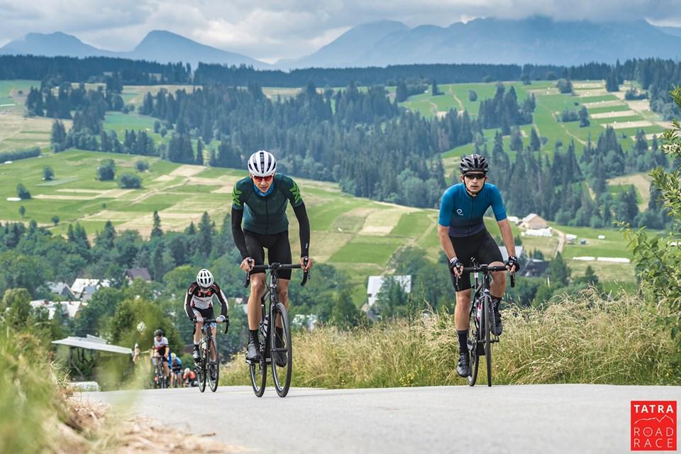 Tatra Road Race - Podjazd pod Ostrysz