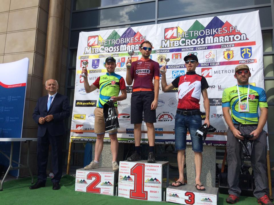MTB Cross Maraton w Morawicy