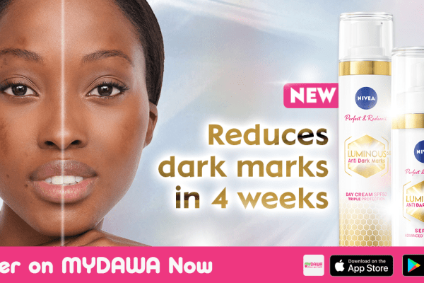 Nivea Luminous630 Header Image