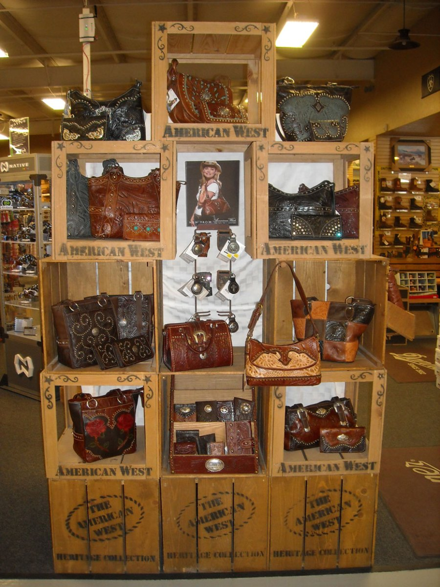 Shows Caldwell American West Display