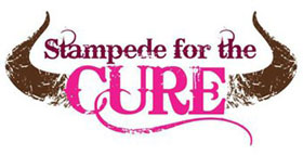 Stampede For The Cure Logo