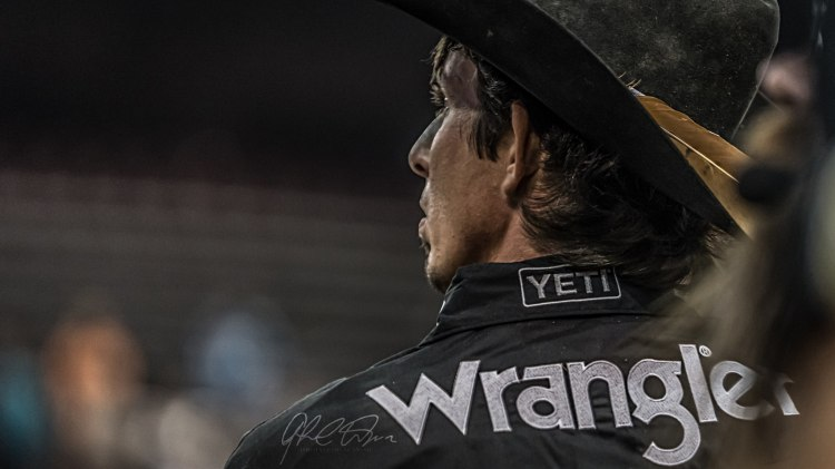 JB Mauney PBR at Nampa DeWALT INvitational