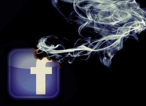 Facebook Smoke