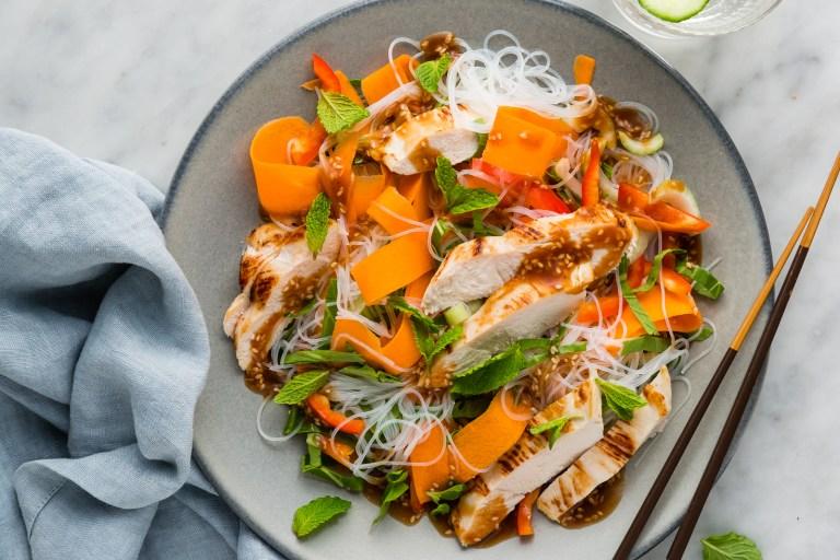 honey soy ginger chicken