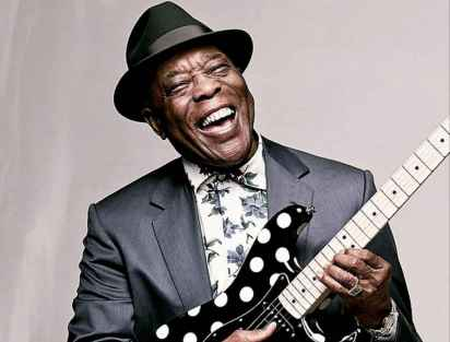 Buddy Guy guitaristes bluesman blues guitare