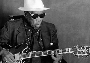 Johnny Lee Hooker guitariste blues