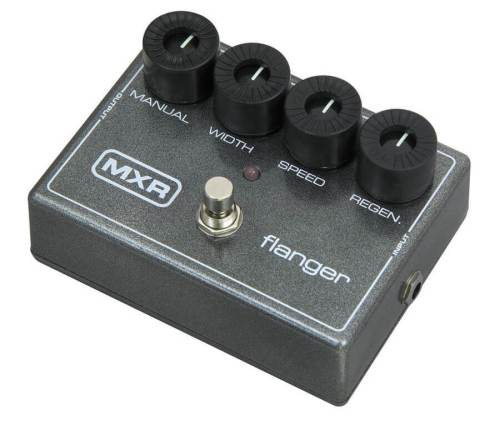 pedale guitare effet flanger