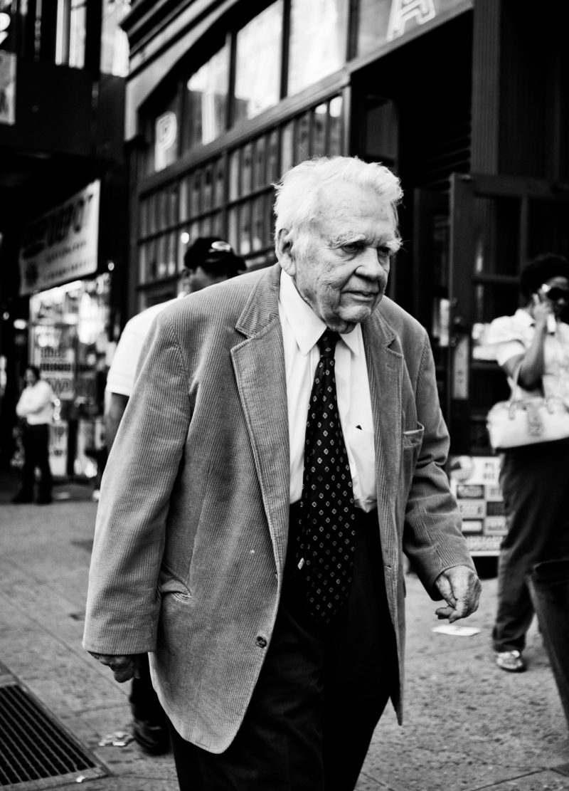 Andy Rooney in June 2008