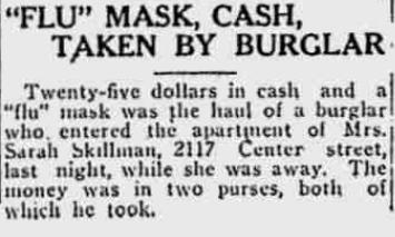 Berkeley Daily Gazette, November 14, 1918, in California Newspapers, 1847–2009