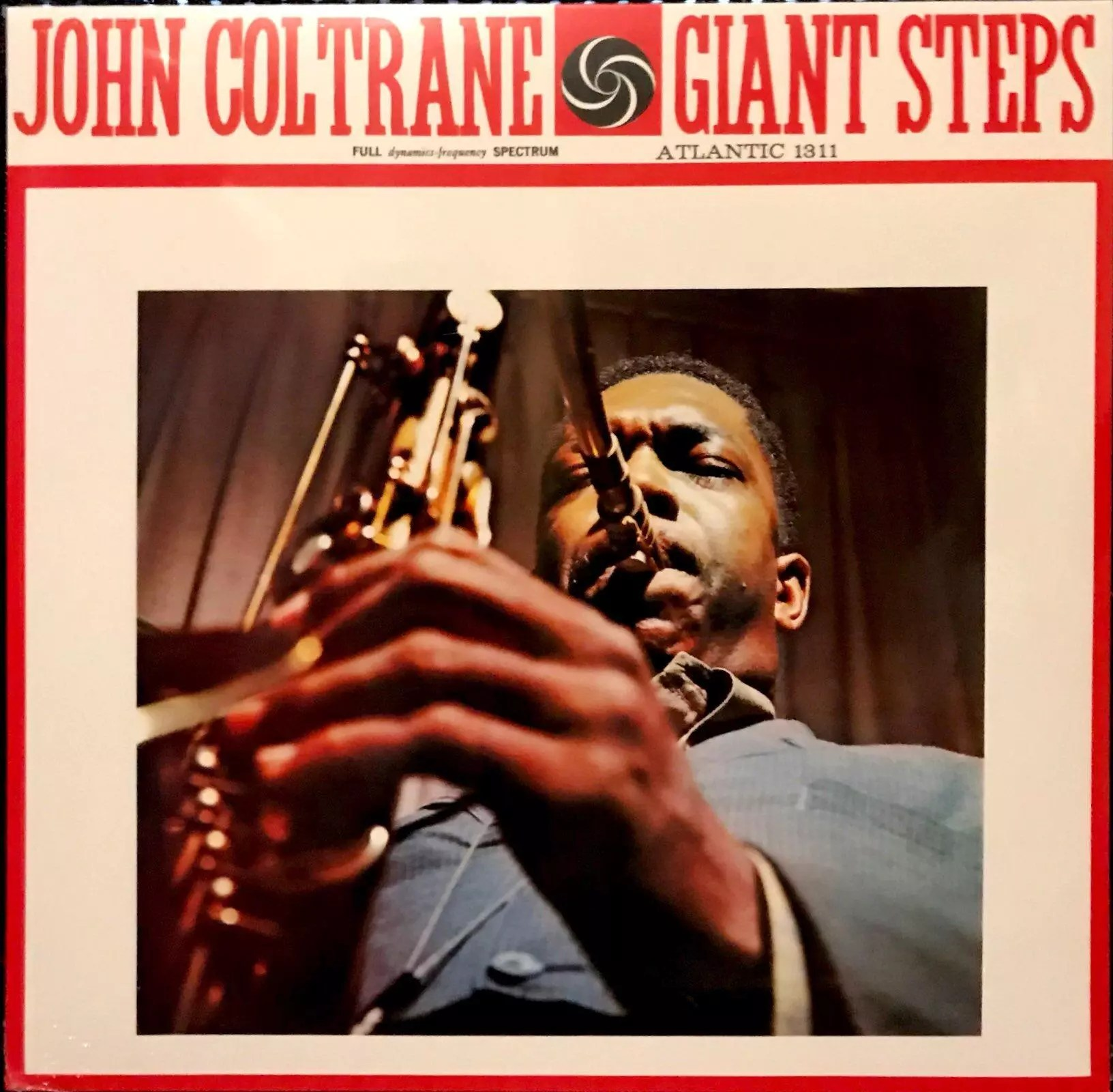 Cover image of John Coltrane's album, Giant Steps [Credit: Ged Carroll, CC 2.0]
