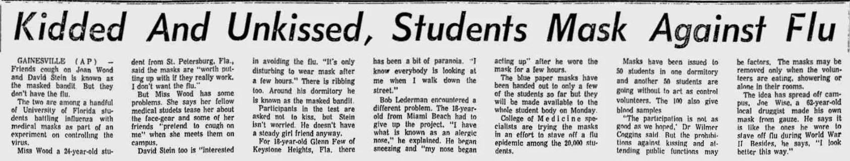 Sarasota Journal, January 9, 1969 in Florida Newspapers, 1901–2009